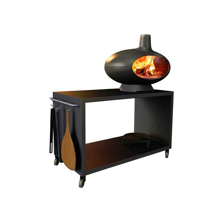 MORSO FORNO GARDEN SET | Outdoor Fires NZ | Morso Fire NZ | Charcoal, Outdoor Fires, outdoor wood, wood-fired ovens | Outdoor Concepts