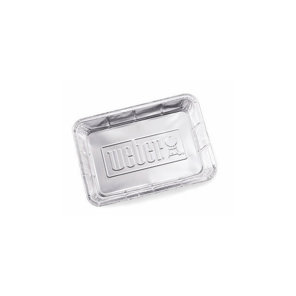 WEBER DRIP PAN 10PK SMALL | BBQs NZ | Weber | Outdoor Concepts NZ