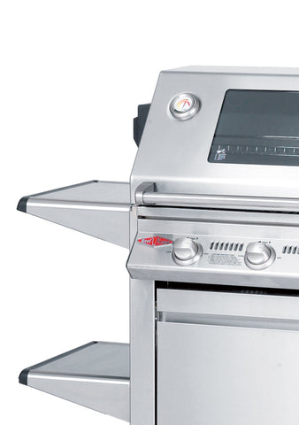 BEEFEATER SIGNATURE 3000S PREMIUM SERIES 5 BURNER | BBQs NZ | BeefEater NZ | Gas BBQ | Outdoor Concepts