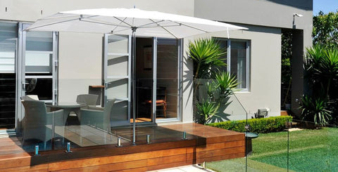 TUUCI OCEAN MASTER AUTOSCOPE PARASOL | Umbrellas NZ | Tuuci | Outdoor Concepts NZ