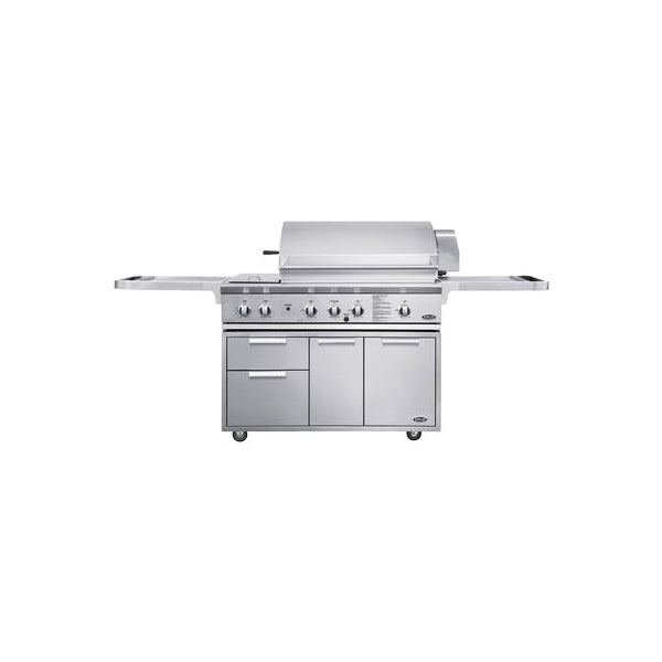 "DCS 48"" GRILL+ SB ON CART 