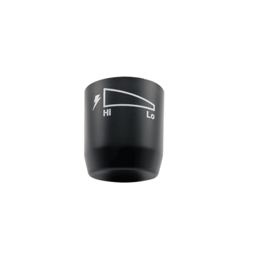 BEEFEATER BUGG KNOB - GRAPHITE