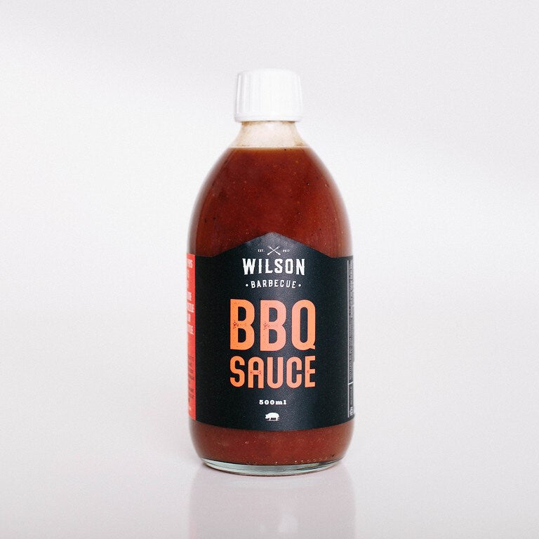 WILSON BBQ SAUCE | BBQs NZ | Rubs & Sauces NZ | Accessories | Outdoor Concepts