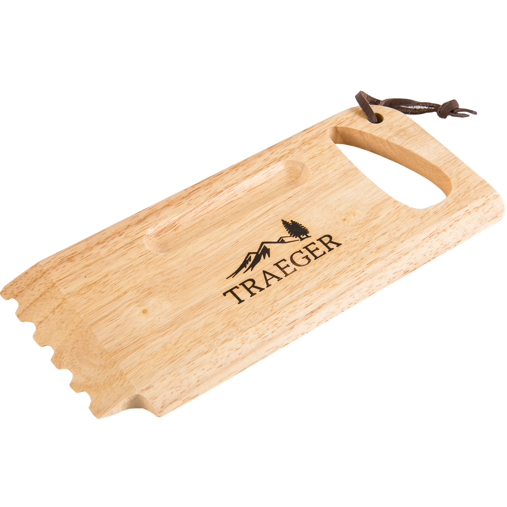 update alt-text with template TRAEGER WOODEN GRILL GRATE SCRAPE | BBQs NZ | Traeger NZ | Accessories, cleaning | Outdoor Concepts NZ