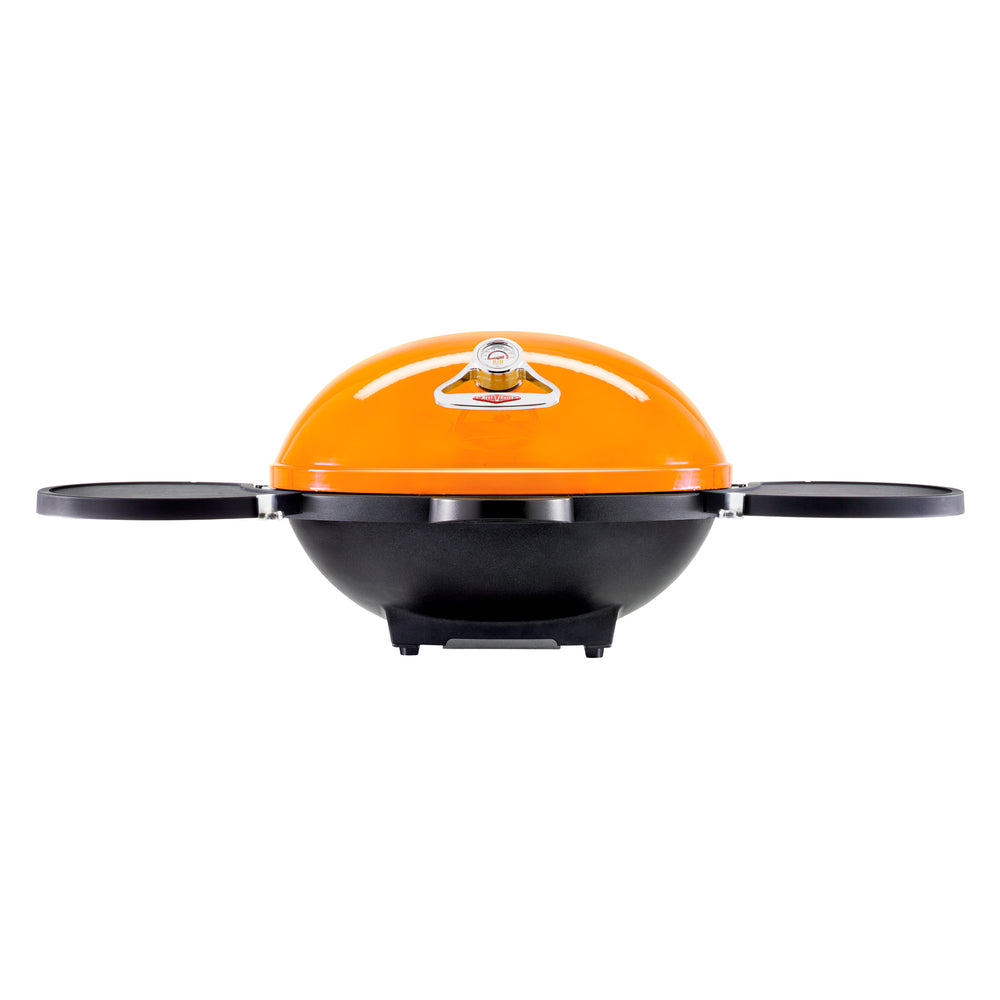 BEEFEATER BUGG AMBER LPG BBQ | BBQs NZ | BeefEater NZ | Gas BBQ | Outdoor Concepts