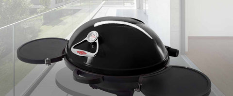 BEEFEATER BUGG GRAPHITE LPG BBQ | BBQs NZ | BeefEater NZ | Gas BBQ | Outdoor Concepts