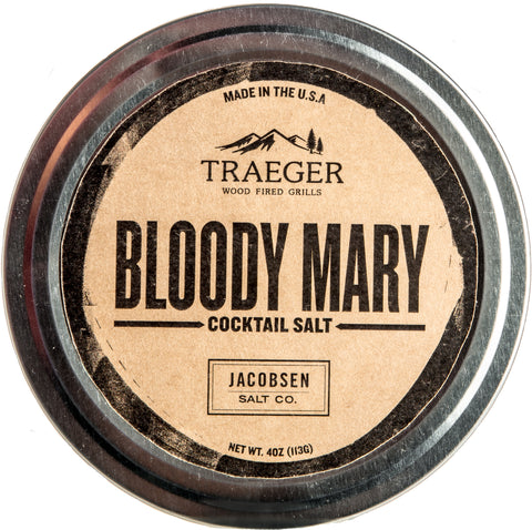 Traeger Bloody Mary Cocktail Salt | Outdoor concepts nz
