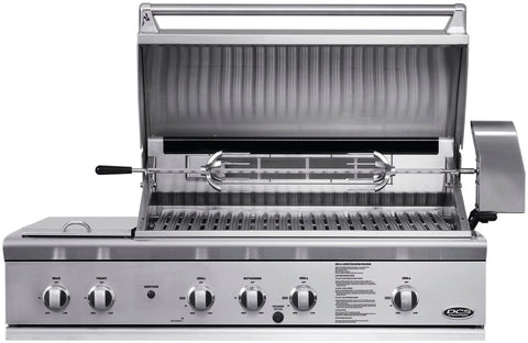 "DCS 48"" GRILL+ SB BUILT-IN 