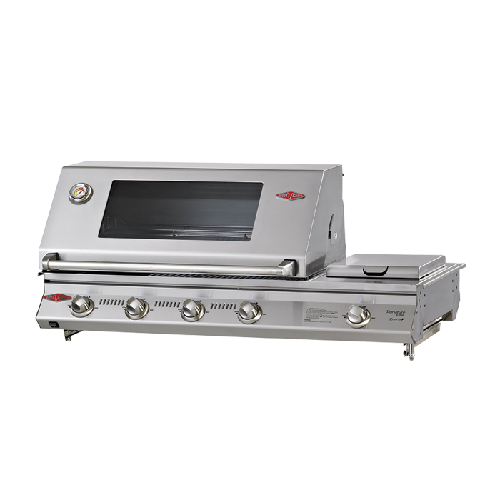 BEEFEATER SIGNATURE SL4000 4 BURNER BUILT-IN BBQ | BBQs NZ | BeefEater NZ | Built-in BBQs, Gas BBQ | Outdoor Concepts