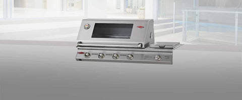 BEEFEATER SIGNATURE SL4000 4 BURNER BUILT-IN BBQ | BBQs NZ | BeefEater NZ | Built-in BBQs, Gas BBQ, Outdoor Kitchen | Outdoor Concepts