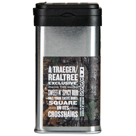 Traeger RealTree Big Game Rub | BBQs NZ | Rubs & Sauces NZ | Accessories | Outdoor Concepts