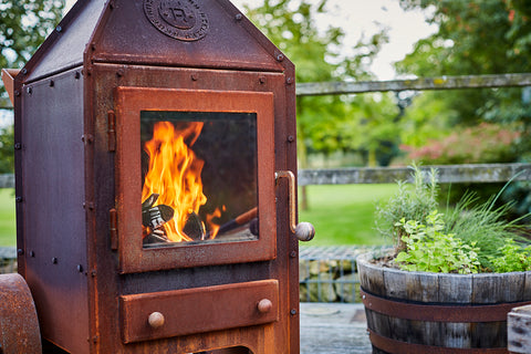 RB73 BIJUGA Outdoor Fire | Outdoor Fires NZ | RB73 NZ | Outdoor Wood | Outdoor Concepts
