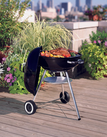 WEBER COMPACT KETTLE | BBQs NZ | Weber | Outdoor Concepts NZ