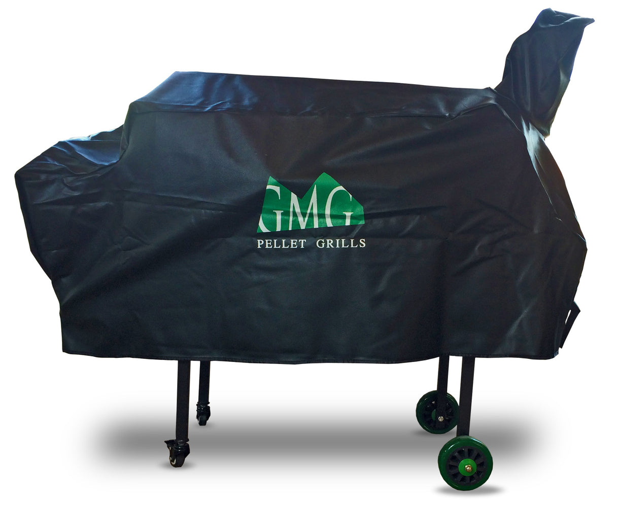 GREEN MOUNTAIN GRILL JIM BOWIE COVER | BBQs NZ | Green Mountain Grills | Outdoor Concepts NZ