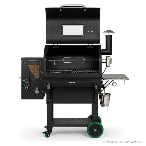 GMG DANIEL BOONE PRIME PLUS | BBQs NZ | Green Mountain Grills NZ | Smokers | Outdoor Concepts
