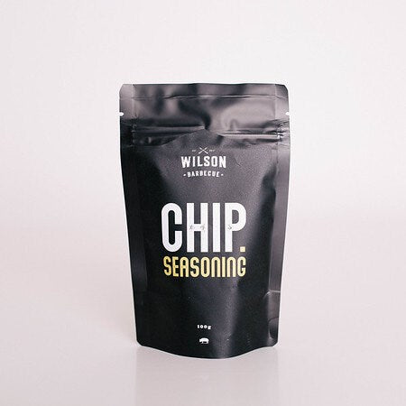 WILSON BBQ CHIP SEASONING | BBQs NZ | Rubs & Sauces NZ | Accessories | Outdoor Concepts