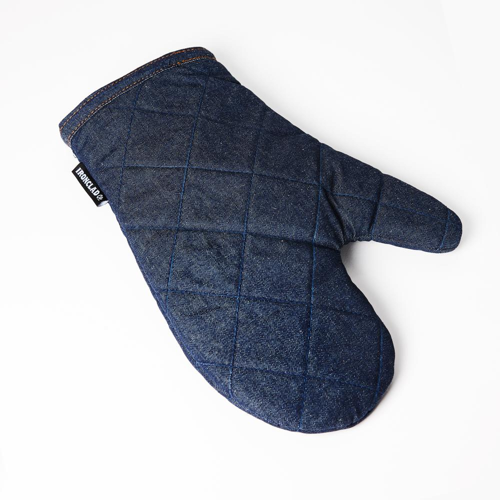 IRONCLAD GRANDMA'S HANDS BLUE DENIM | BBQs NZ | Ironclad NZ | Accessories | Outdoor Concepts