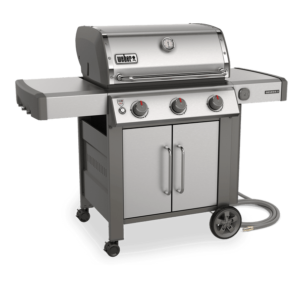 WEBER GENESIS II S-315 STAINLESS STEEL | BBQs NZ | Weber NZ | Gas BBQ | Outdoor Concepts