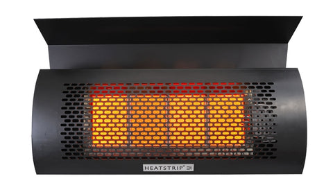HEATSTRIP HEAT SHIELD FOR WALL MOUNTED GAS HEATER | Outdoor Heating NZ | HeatStrip NZ | Gas, outdoor gas, wall mount | Outdoor Concepts