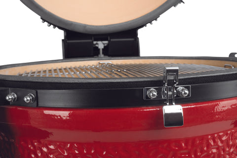 KAMADO JOE BIG JOE II STAND ALONE GRILL RED