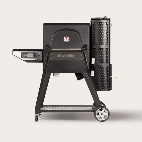 MASTERBUILT GRAVITY SERIES 560 CHARCOAL GRILL + SMOKER | BBQs NZ | Masterbuilt NZ | Charcoal, Smokers | Outdoor Concepts