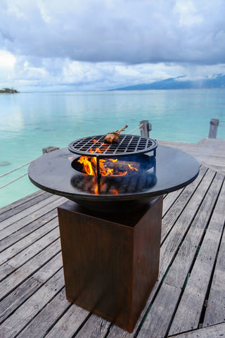 OFYR GRILL 100/100 | Outdoor Fires NZ | Ofyr | Outdoor Concepts NZ