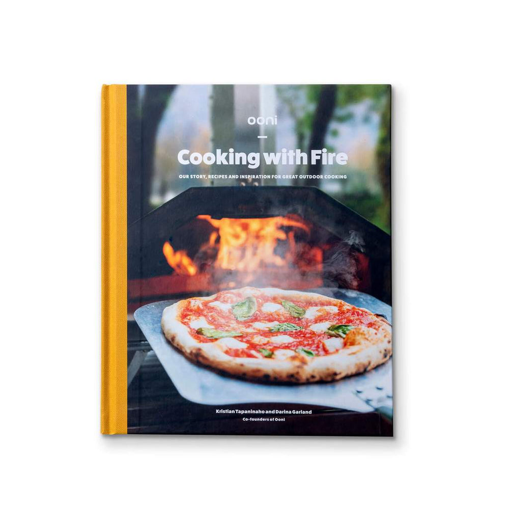 OONI: COOKING WITH FIRE COOKBOOK | BBQs NZ | Ooni NZ | Accessories, Cookbook | Outdoor Concepts