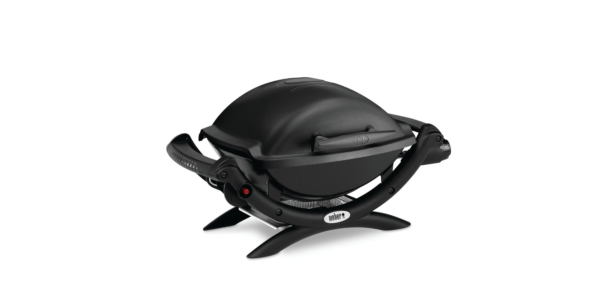 WEBER BABY Q (Q1000) BBQ BLACK | BBQs NZ | Weber NZ | Gas BBQ | Outdoor Concepts