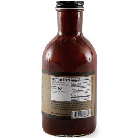 TRAEGER SIGNATURE BBQ SAUCE | BBQs NZ | Rubs & Sauces NZ | Accessories | Outdoor Concepts