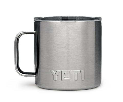 YETI RAMBLER 14 OZ MUG | Other Products NZ | Yeti AU NZ | camping accessories, camping mug, Drinkware, Yeti | Outdoor Concepts