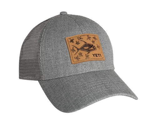 YETI TRUCKER HAT | Other Products NZ | Yeti AU NZ | Apparel, trucker hat, Yeti | Outdoor Concepts