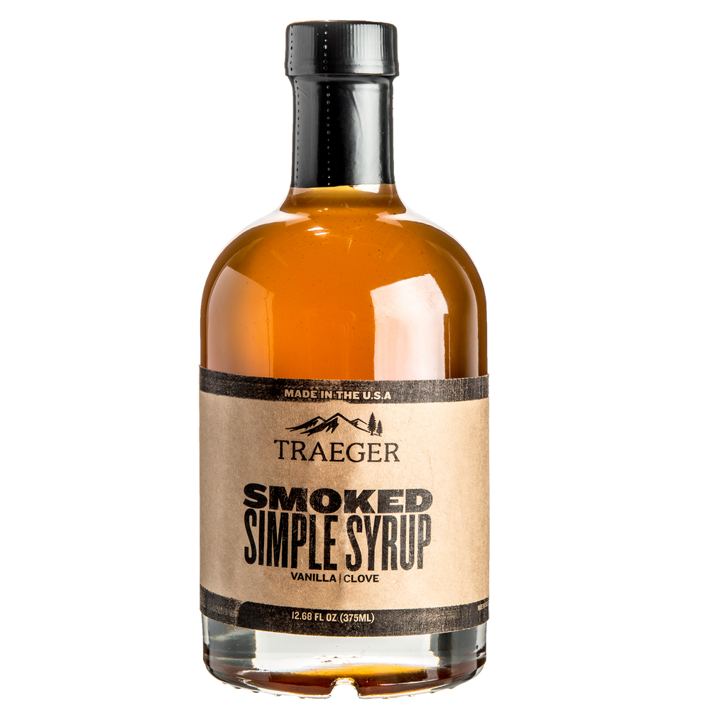 Traeger Smoked Simple Syrup | BBQs NZ | Rubs & Sauces | Outdoor Concepts NZ