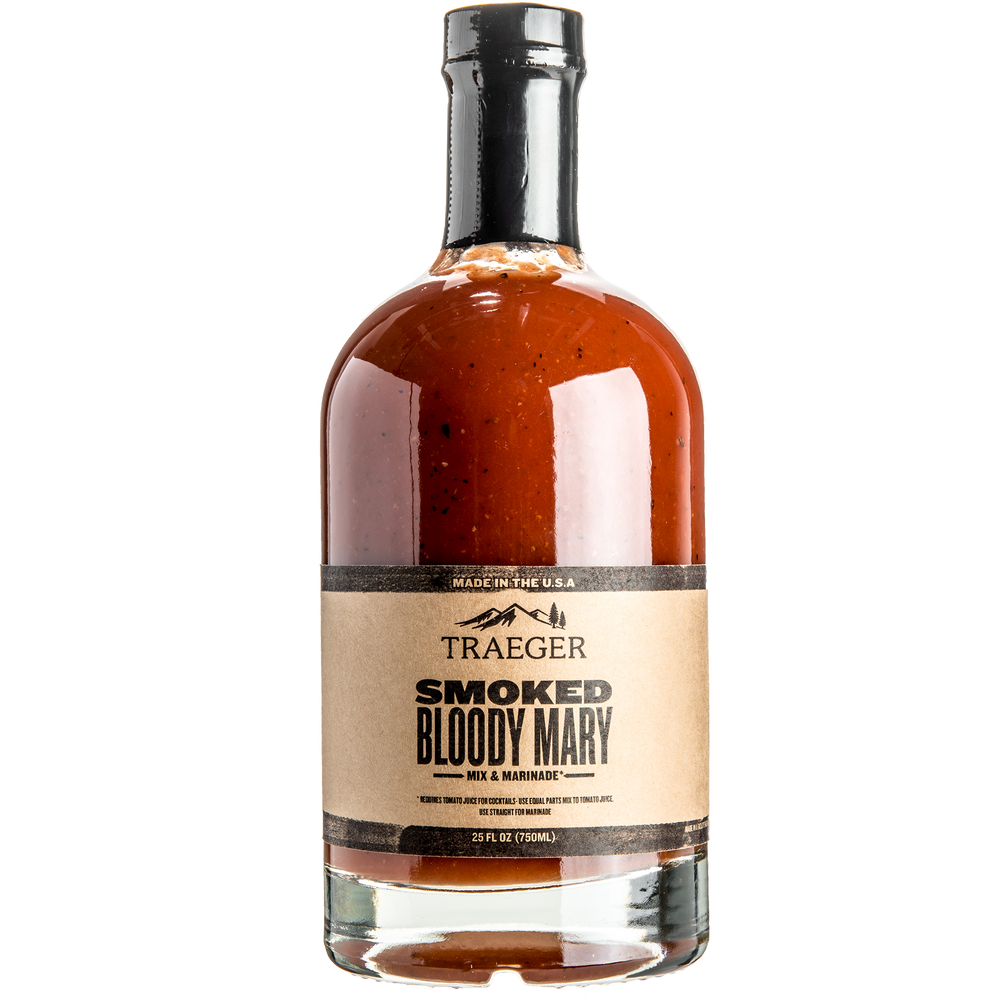 TRAEGER SMOKED BLOODY MARY MIX | BBQs NZ | Rubs & Sauces | Outdoor Concepts NZ