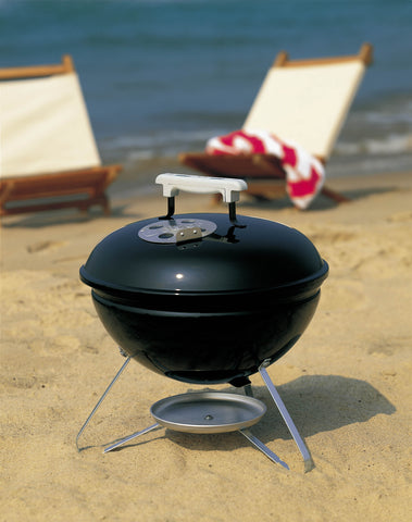 WEBER SMOKEY JOE BLACK BBQ | BBQs NZ | Weber NZ | Charcoal, portable bbq | Outdoor Concepts
