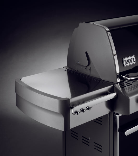 WEBER SUMMIT E-670 GRILL | BBQs NZ | Weber | Outdoor Concepts NZ