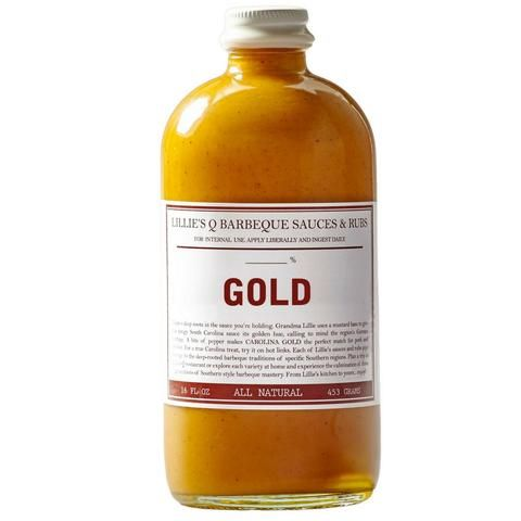 LILLIE'S Q CAROLINA GOLD SAUCE | BBQs NZ | Rubs & Sauces | Outdoor Concepts NZ