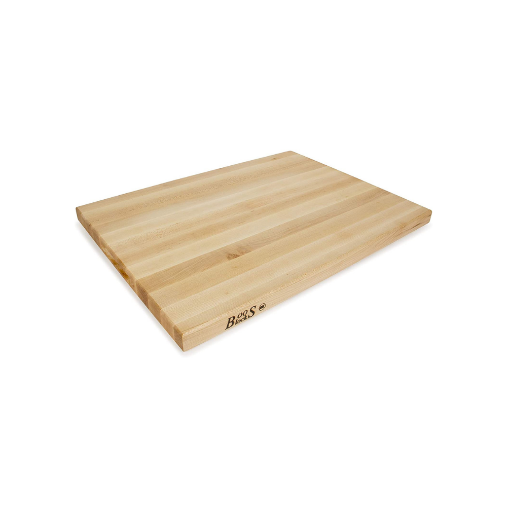 BOOS BLOCK R02 MAPLE WOOD EDGE GRAIN REVERSIBLE CUTTING BOARD 61 CM x 46 CM | BBQs NZ | John Boos & Co. NZ | Accessories, Cutting Board | Outdoor Concepts