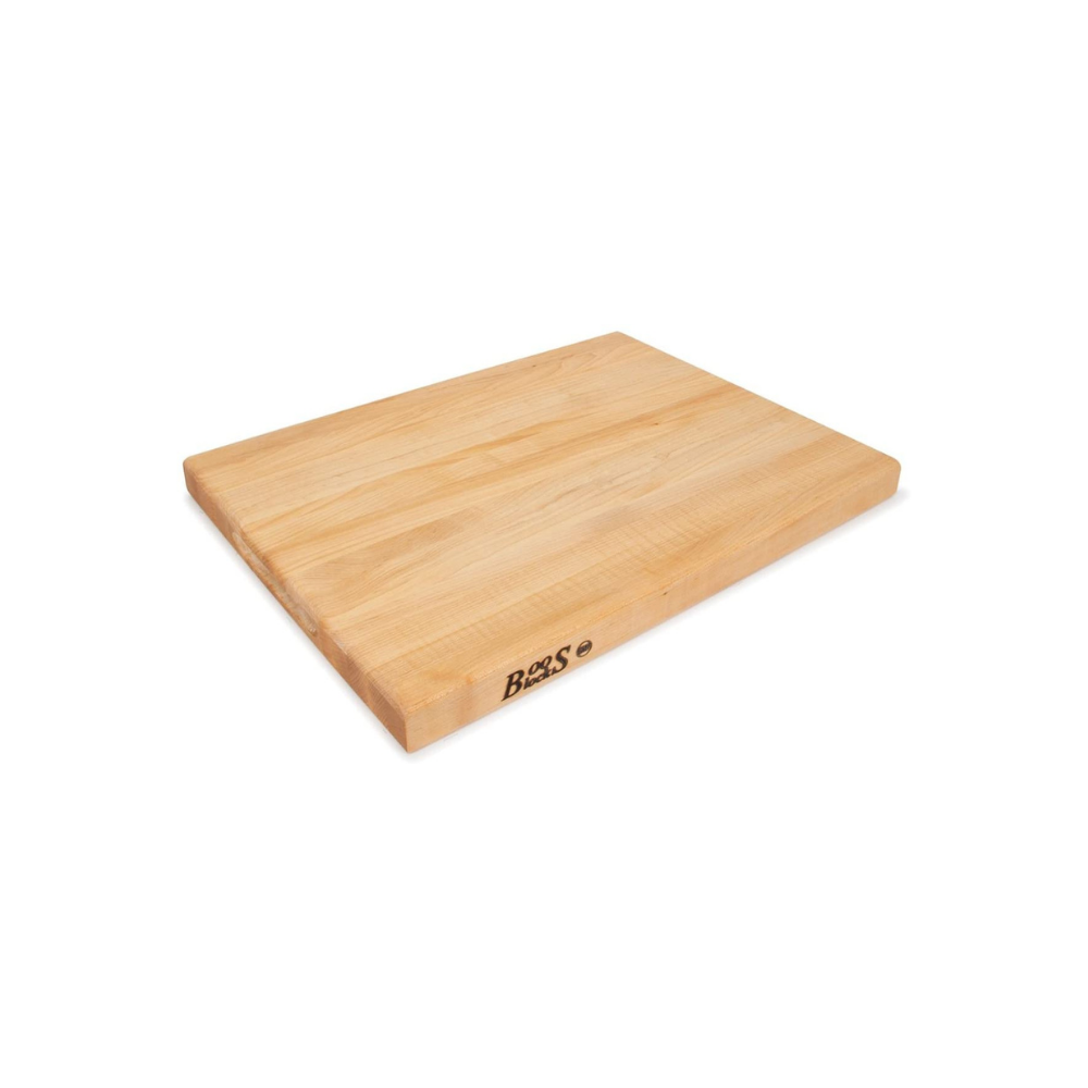 BOOS BLOCK R03 MAPLE WOOD EDGE GRAIN REVERSIBLE CUTTING BOARD 51 CM x 38 CM | BBQs NZ | John Boos & Co. NZ | Accessories, Cutting Board | Outdoor Concepts