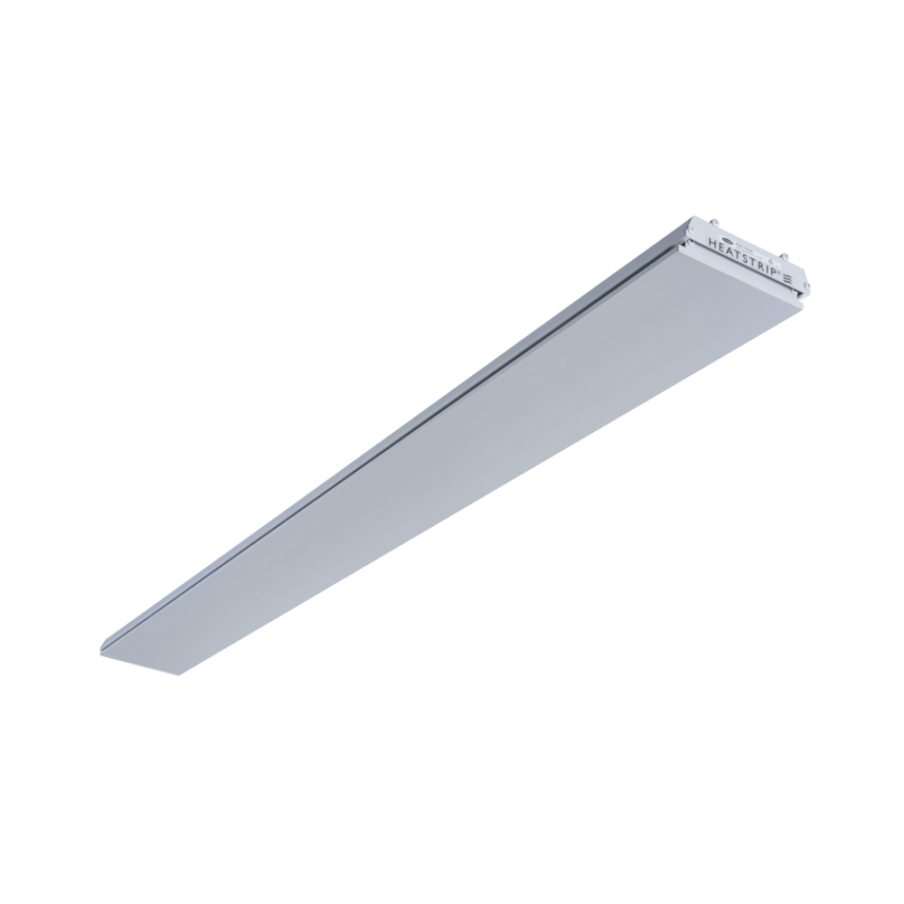 HEATSTRIP ELEGANCE HEATER WHITE 3600W | Outdoor Heating NZ | Heatstrip NZ | Electric, wall mount | Outdoor Concepts