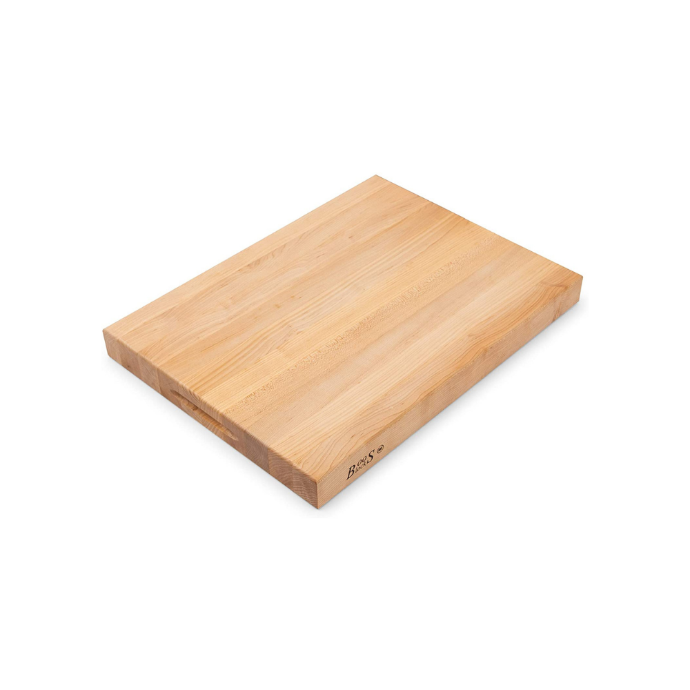 BOOS BLOCK RA03 MAPLE WOOD EDGE GRAIN REVERSIBLE CUTTING BOARD 61 CM x 46 CM | BBQs NZ | John Boos & Co. NZ | Accessories, Cutting Board | Outdoor Concepts