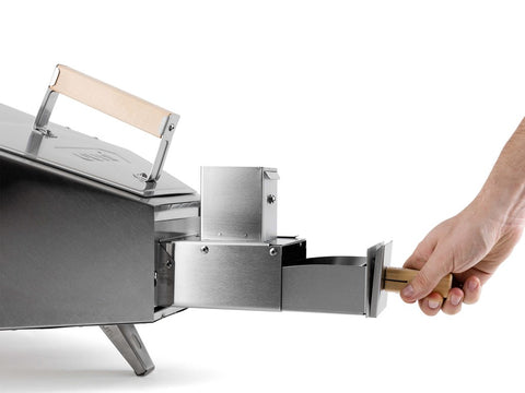 OONI PRO MULTI FUEL OVEN PELLET BURNER | BBQs NZ | Ooni NZ | wood-fired ovens | Outdoor Concepts