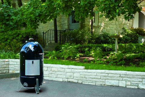 WEBER 57CM SMOKEY MOUNTAIN | BBQs NZ | Weber | Outdoor Concepts NZ