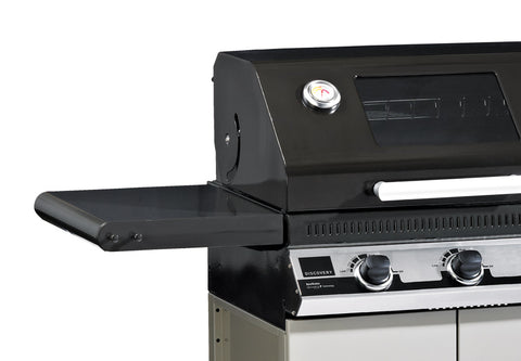 BEEFEATER DISCOVERY 1100E SERIES 3 BURNER | BBQs NZ | BeefEater NZ | Gas BBQ | Outdoor Concepts