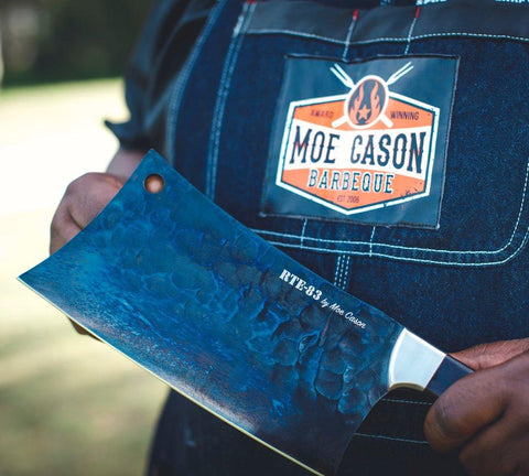 Route83 Moe Cason Meat Cleaver | BBQs NZ | Route83 NZ | Accessories, Knives | Outdoor Concepts