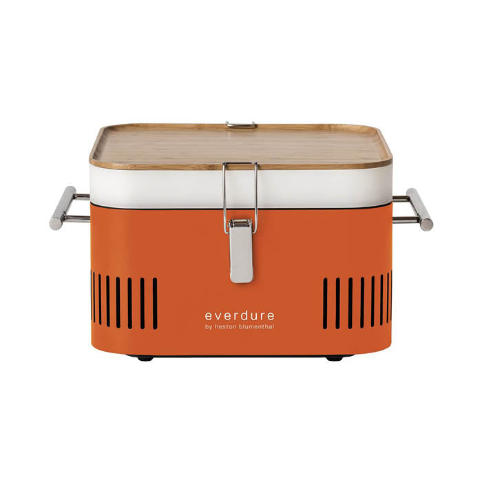 EVERDURE CUBE CHARCOAL BBQ | BBQs NZ | Everdure NZ | Charcoal | Outdoor Concepts