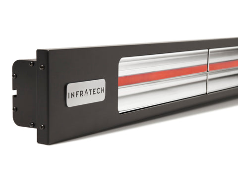 INFRATECH SL40 4KW HEATER BLACK SHADOW