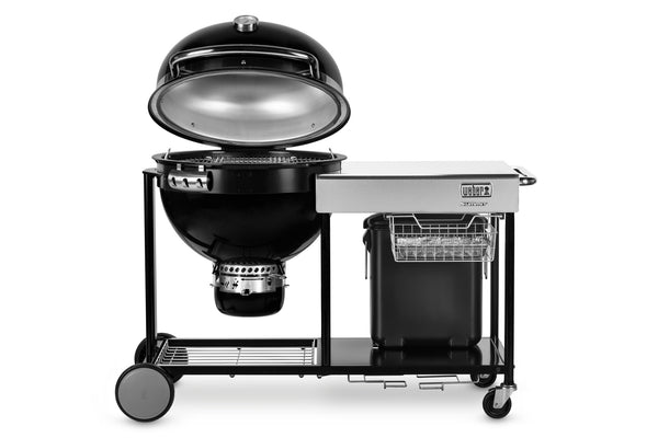 WEBER SUMMIT CHARCOAL GRILL CENTRE | BBQs NZ | Weber | Outdoor Concepts NZ