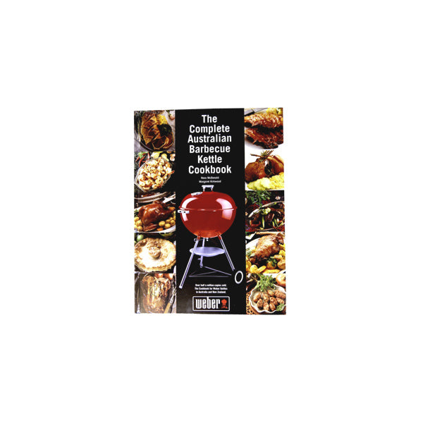 WEBER COMPLETE AUSTRALIAN KETTLE COOKBOOK | cookbook NZ | Cookbooks NZ | Accessories | Outdoor Concepts
