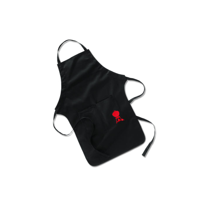 WEBER PREMIUM APRON BLACK | BBQs NZ | Weber NZ | Accessories | Outdoor Concepts