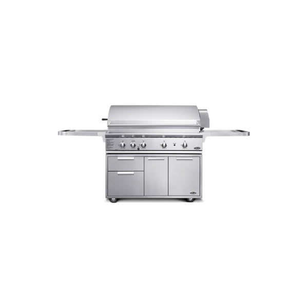 "DCS 48"" ALL GRILL ON CART 